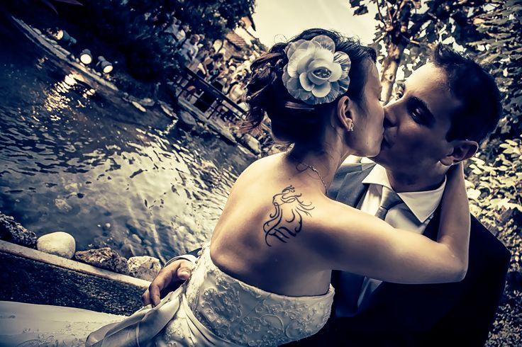 Foto Matrimonio al ristorante Giardino Laura ed Enrico edit: Morris Moratti http://fotopopart.it
