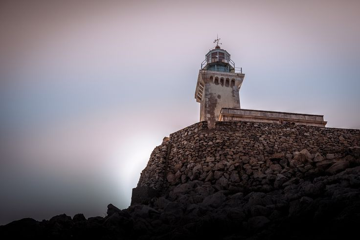 Tainaro - The lighthouse, Greece, Mani