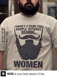 BEARD is MAN