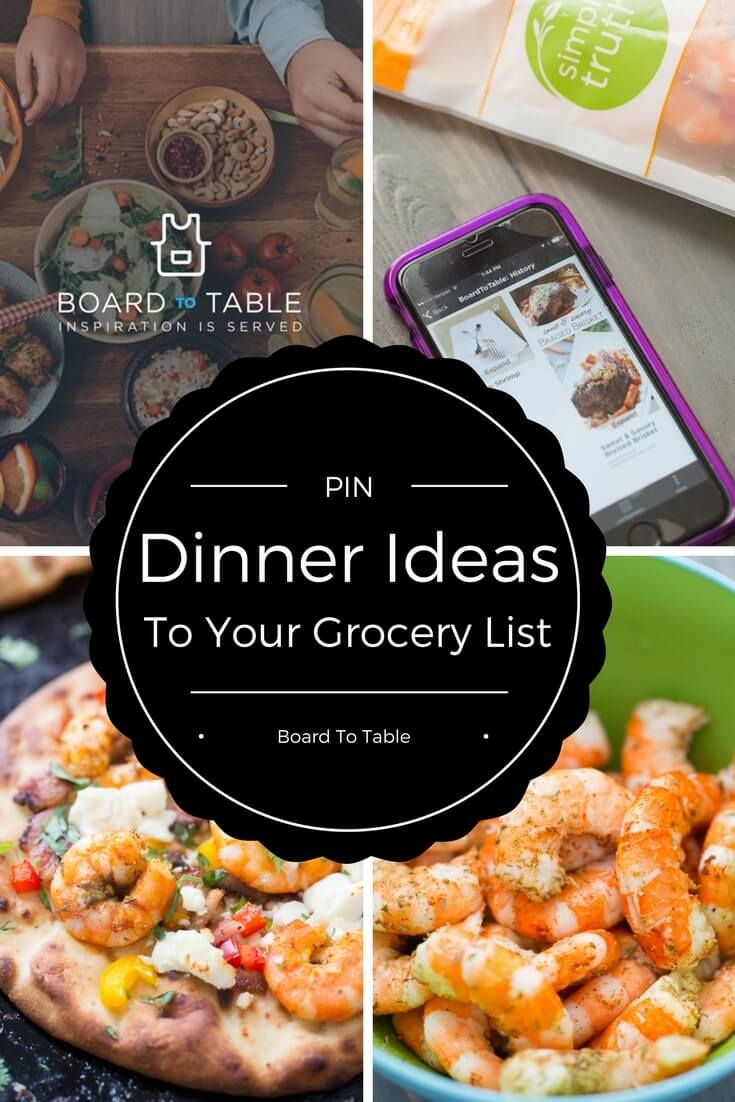 13 best board to table images on pinterest tables app for Easy entree recipes dinner party