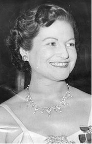 Anne Ferelith Fenella <i>Bowes-Lyon</i> Oldenburg