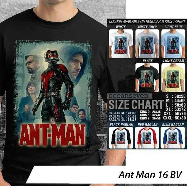 Ant man 16 BV