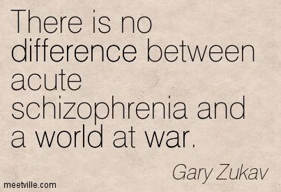 Acute Schizophrenia Quotes and Photos