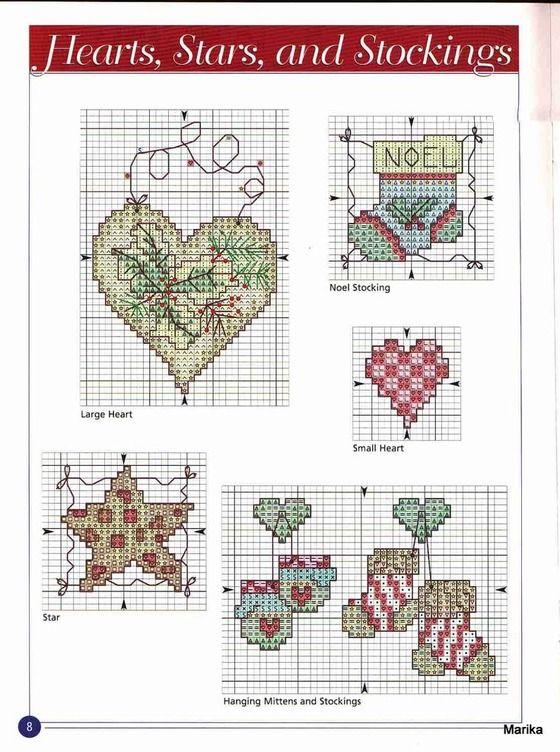 вышивка крестом рождество схемы бесплатно: 55 тис. зображень знайдено в Яндекс.Зображеннях