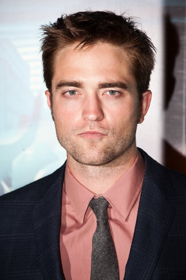 Robert Pattinson at event of Cosmopolis - Cannot wait to see this movie.