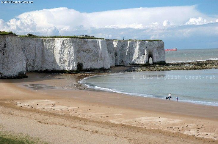 Joss bay photo, Broadstairs, Kent - English Coast