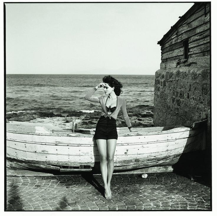 """""""Mambo Italiano"""" - Catrinel Menghia by Michel Perez"""