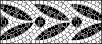 Click to see the actual ME3 - Border No 3 stencil design.