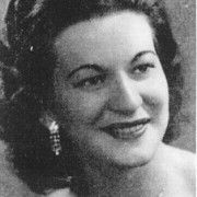 Nelly Morpurgo (March 3, 1934 - July 28, 2013) Dutch opera singer.