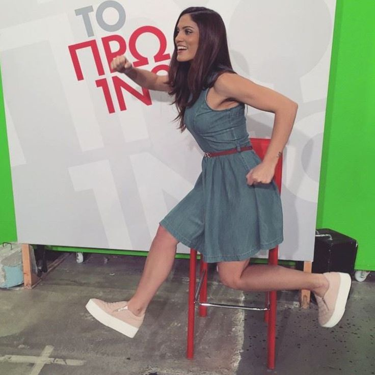 Mary Sinatsaki (cc: @mairiboo) in SANTE sneakers Spring Summer 2015 #grumman #santess15 #SanteLovers Shop NOW: www.santeshoes.com