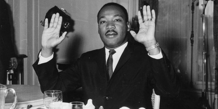 the life of martin luther king jr an american black leader Commentary and archival information about martin luther king jr luther king jr's assassination, black pastors are martin luther king jr's life.