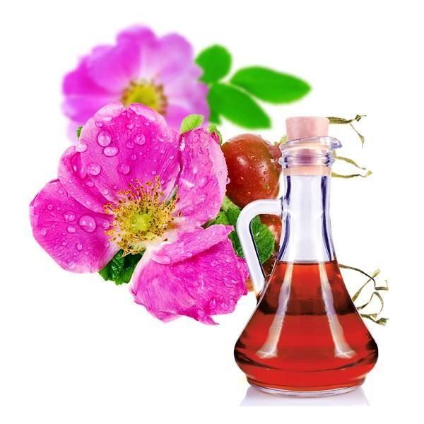 Cómo hacer aceite de rosa mosqueta