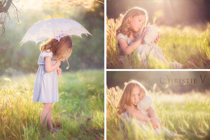 Birthday Photo Shoot   |  Christie V Photography backlight