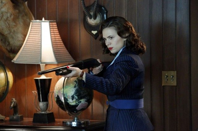 COMIC BITS ONLINE: Well, Will The UK Ever See Agent Carter On TV???