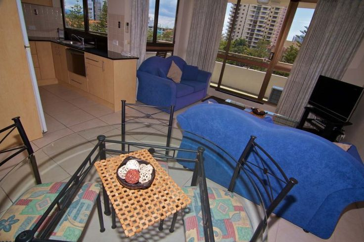 Barbados Holiday Apartments - Two Bedroom Apartments - Broadbeach Family Accommodation