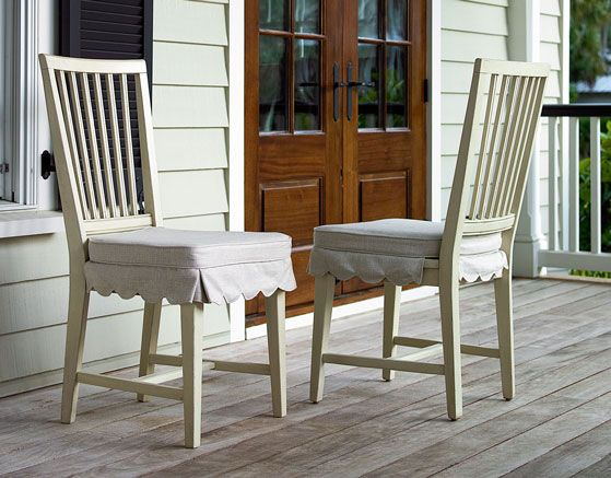 Paula Deen River House Side Chairs
