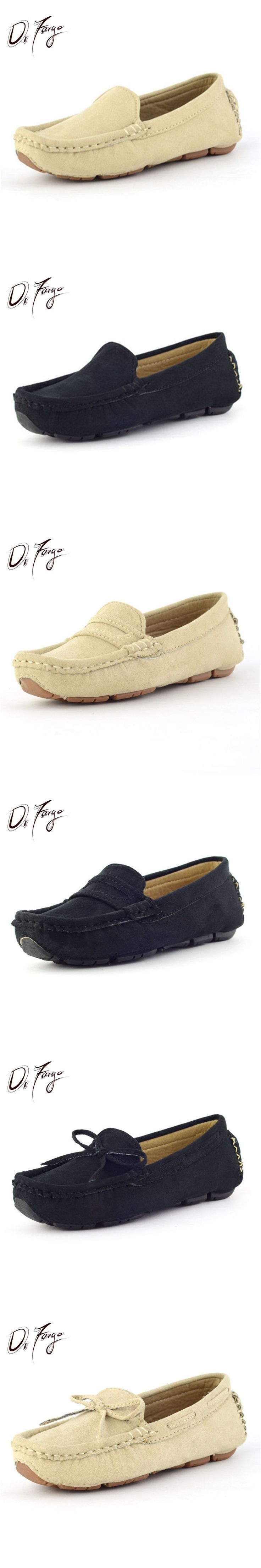 DRFARGO Hot sales Women Slip on Faux Suede Flats Lady's Moccasins Zapato Pregant Driving Shoes Casual Shoes34-43 Femme Chaussure