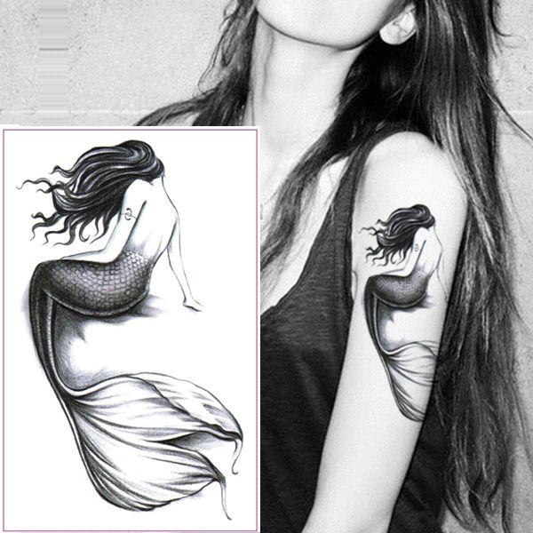 Resultado de imagen de tatuajes de sirenas