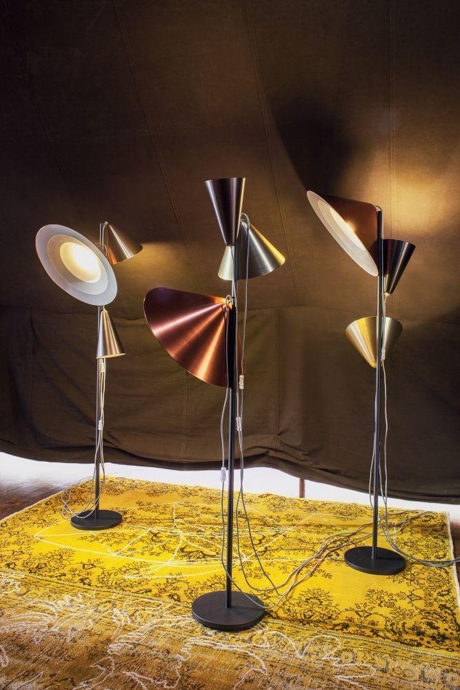 Atelier Pfister Collection 2013, Lavin lamps by Jörg Boner