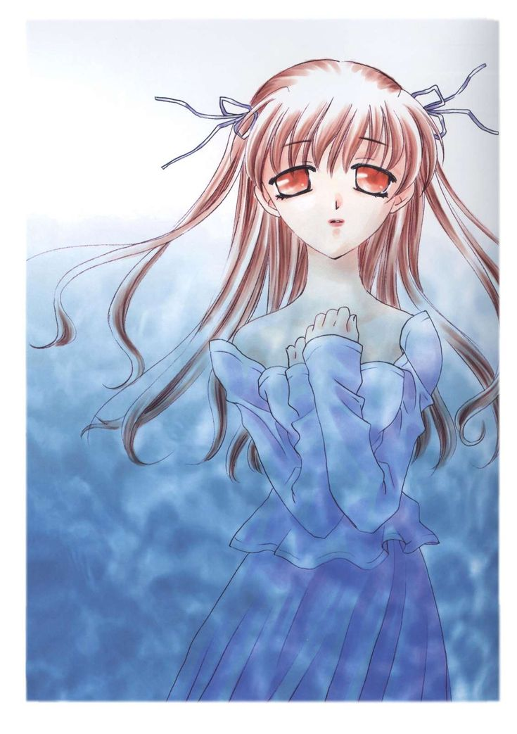 Good Anime Artbook From Fruits Basket Uploaded By Micnshing