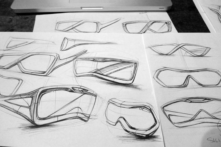 LUZETTE - GLASSES | 2013 on Industrial Design Served
