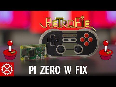 1) Retropie FIX for Raspberry Pi Zero W - YouTube   DIY in