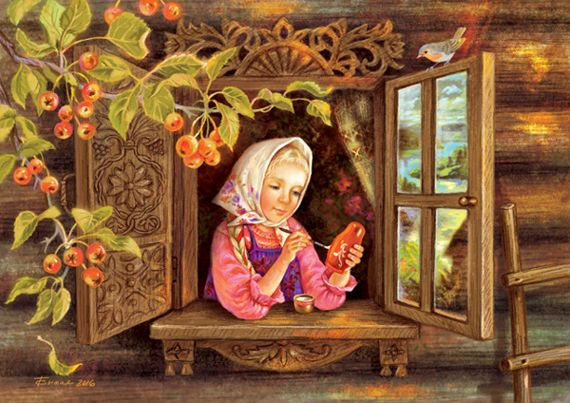 Матрёшка  Таня Сытая / Tanya Sitaya