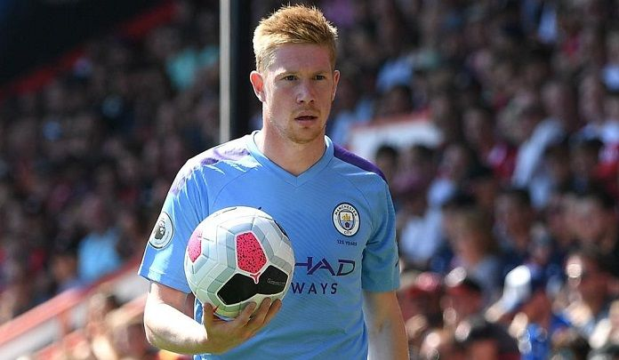 Kevin De Bruyne Missed Training With Manchester City Ahead Of Tuesday S Champions League Home Game Against Dinamo Zag Premier League Kevin De Bruyne Fifa Teams