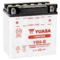 Μπαταρίες Μοτοσυκλέτας/Motorcycle Batteries Οι μπαταρίες που αγοράζετε από το e-Moto.gr έχουν 12μηνη εγγύηση εφόσον τοποθετούνται σε εξουσιοδοτημένο Συνεργείο ή στο κατάστημά μας.