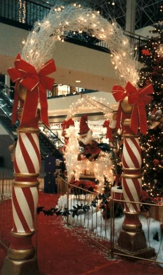 Santa Outdoor Christmas Decorations