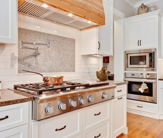 White And Gray Kitchens Pinterest