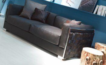 Nettoyer un canapé en cuir - Journal des Femmes Décoration