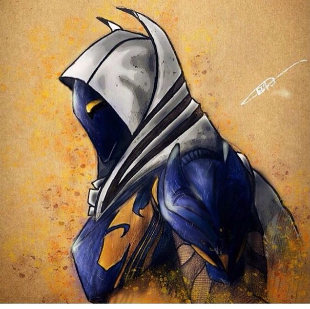 The new trials of Osiris hunter art on Instagram by edit_art1
