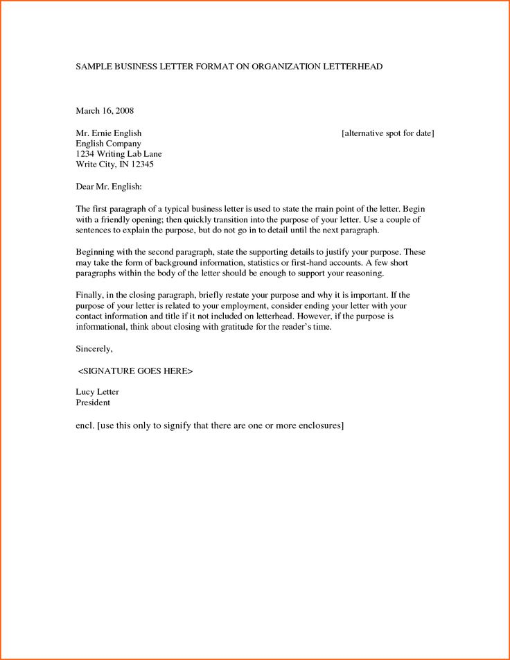 Sample Company Letterhead Ms Word Professional Letterhead – Professional Letterhead Sample