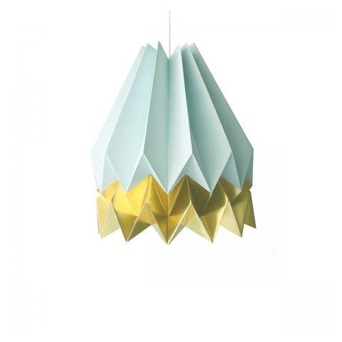 Suspension origami Orikomi vu dans la presse à retrouver sur Selectionnist.com