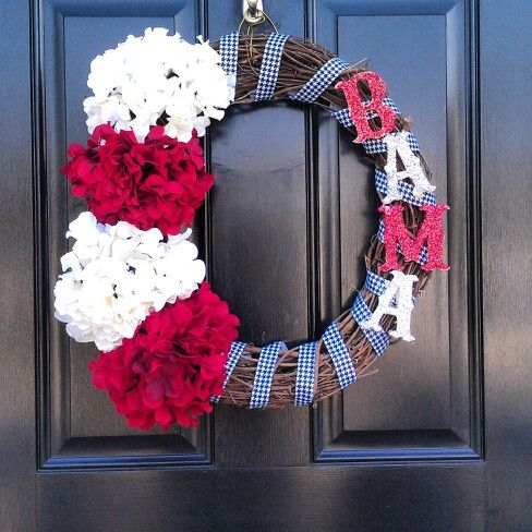 Roll Tide! Proud of my 1st Bama craft!