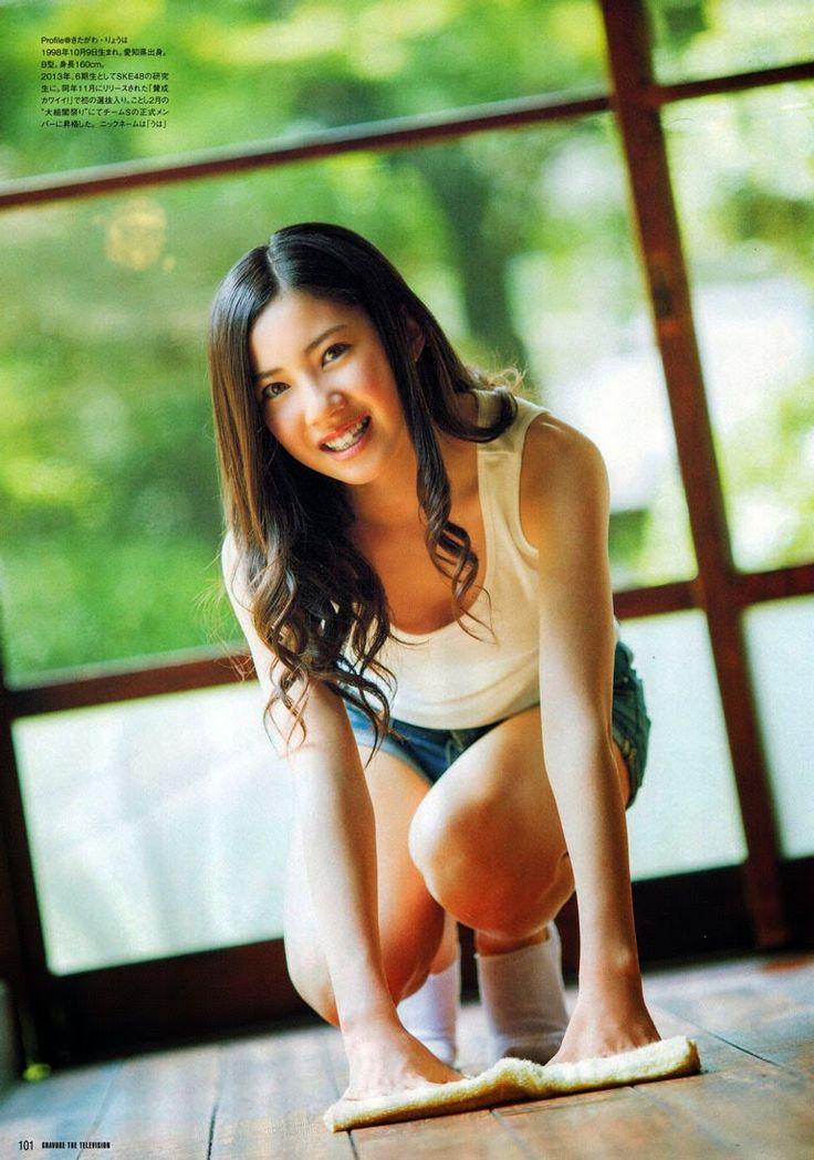 Ryoha Kitagawa @ GTV ~ AKB48 Daily