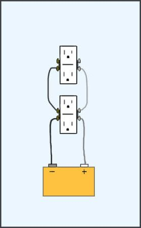 Simple Home Electrical Wiring Diagrams Electrical Wiring House Wiring Home Electrical Wiring