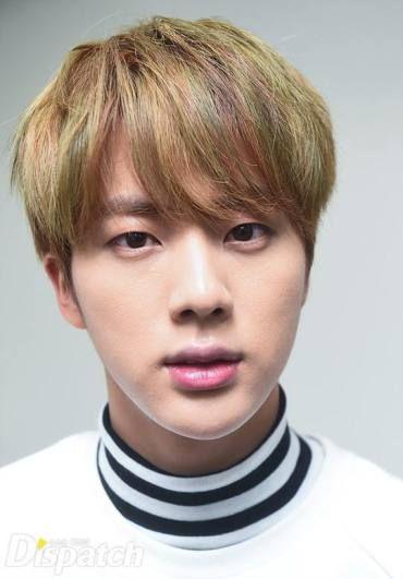 Jin ♥ #Kim SeokJin #BTS