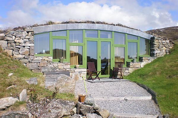 Hebridean Earth House
