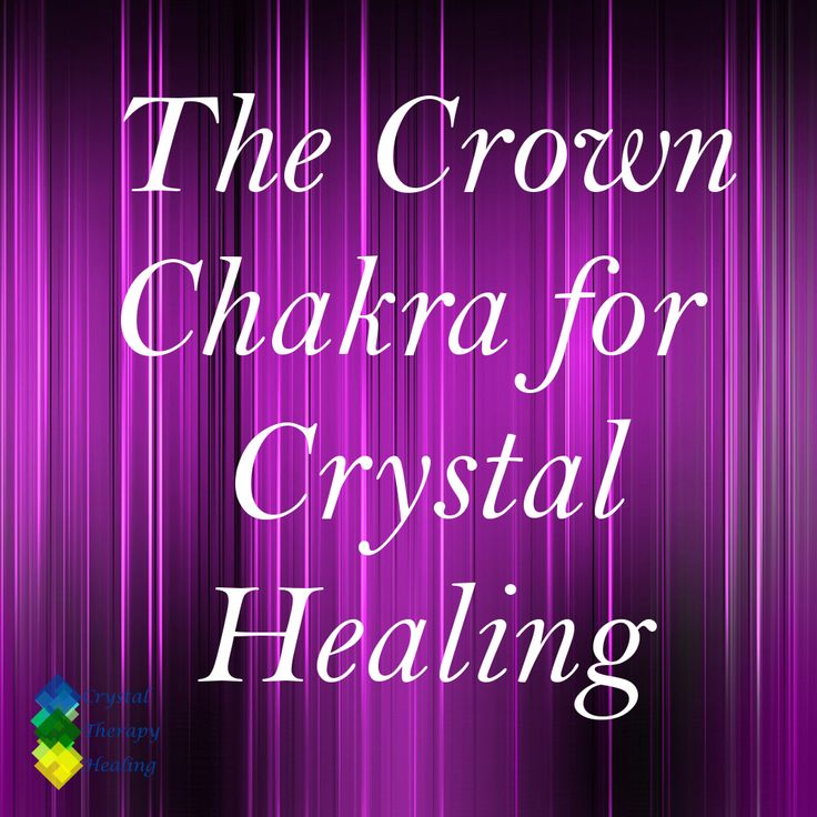 IG Crown Chakra | Crystal Chakra Healing | Pinterest ...