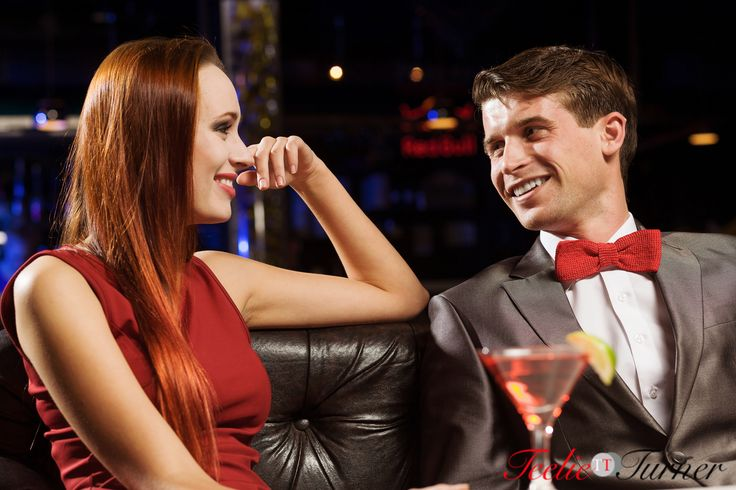 An intelligent conversation is important on the night you take your special someone out to dinner. www.teelieturner.com #DateNight