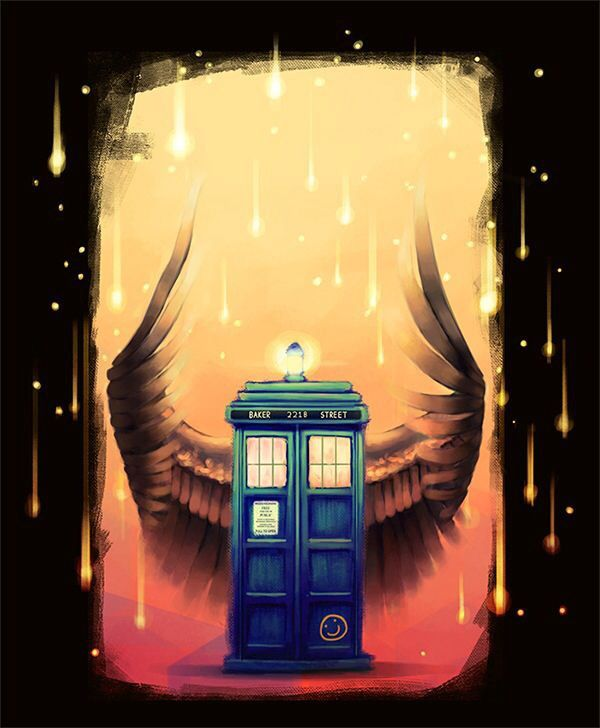 Tardis Wallpaper Iphone: Superwholock IPhone Wallpaper