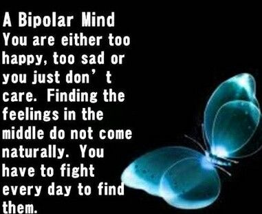 A brief story of my battle with bipolar disorder