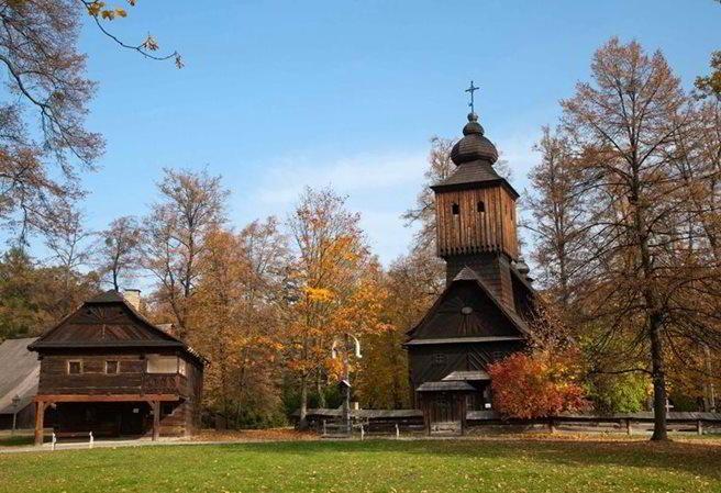 Kudy z nudy - Skanzen Rožnov pod Radhoštěm - valašské muzeum v přírodě