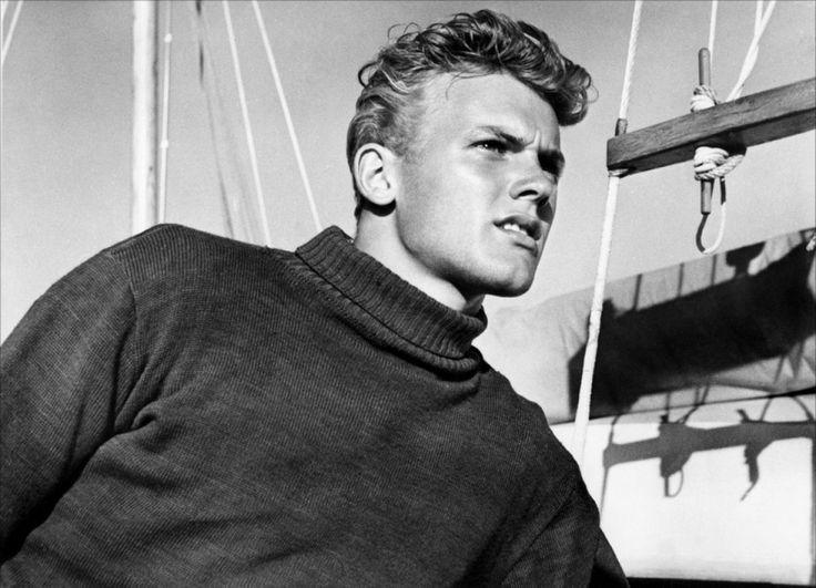 Tab Hunter in Return to Treasure Island (Ewald Andre Dupont, 1954)
