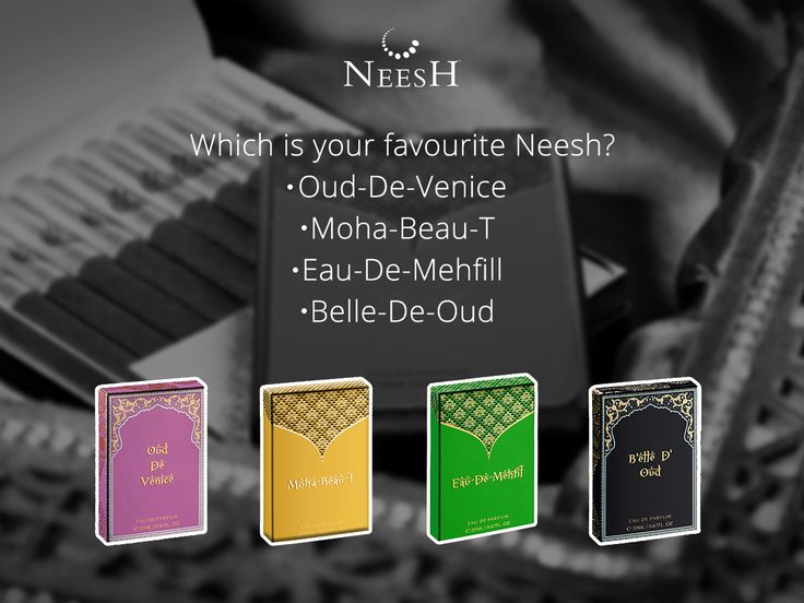 Vote for your favourite Neesh. #PortablePocketPerfume #Votes Buy your favourite now from www.neesh.in