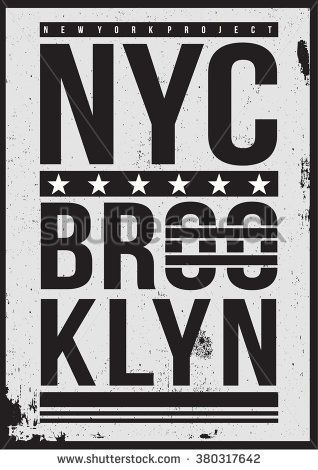 brooklyn sport t-shirt graphic