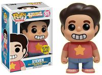 Funko Pop Wave!: Steven Universe, ahora brillando en la oscuridad.