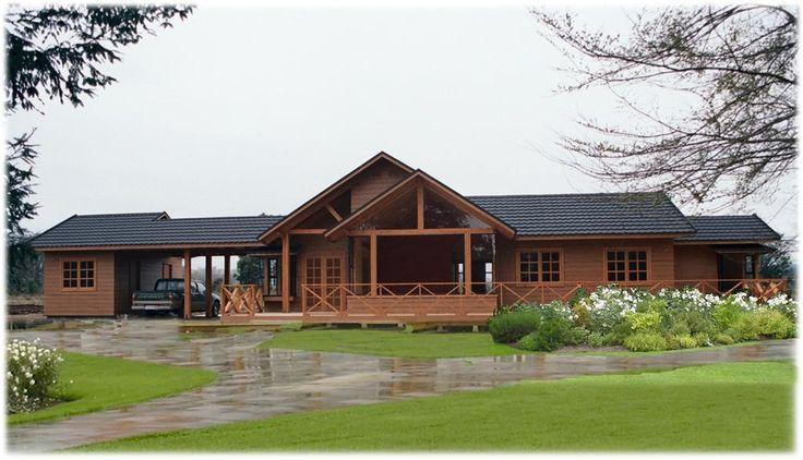 Smithouse casa prefabricada madera pinterest las - Opiniones sobre casas prefabricadas ...